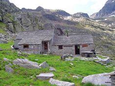 Hut Efra - Ticino,Switzerland