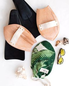 Handcrafted Wooden Handplanes for Body Surfing Exotic Wood