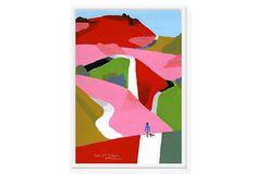 Hiroyuki Izutsu, Red Hill on OneKingsLane.com