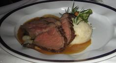 Cabernet Filet Mignon Steak Dinner Menu  Six-Course Dinner - Menu and Recipes