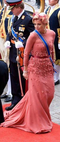 Máxima, Prinsjesdag 15 september 2009