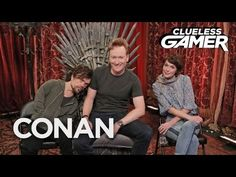 Overwatch and Game of Thrones Stars Feature on Conan O'Brien's Clueless Gamer – TrueBook