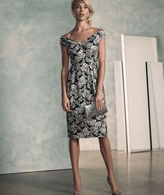 Evening Wear - Cocktail Dresses Cocktail Dresses: All Eyes on You Light up the night in Fall's most attention-worthy styles. As the social season draws near, we have rounded up a stunning selection of cocktail and evening dresses for potential parties this season that will require a standout dress. From weddings to work parties, Valentine's
