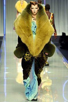 Fall 2004 Ready-to-wear, John Galliano