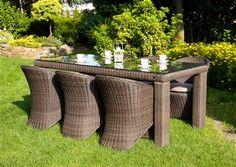 oltre umely ratan stol Rapallo 200 cm  sand 1311418197 Outdoor Furniture Sets, Outdoor Decor, Praha, Home Decor, Decoration Home, Room Decor, Home Interior Design, Home Decoration, Interior Design