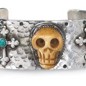 Skull & Cross Cuff