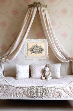 Childs Room Alice In Wonderland Nursery Decor by BiloxiHousewife, $10.00