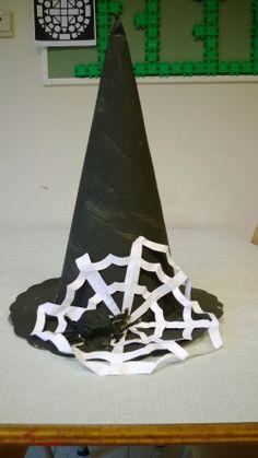 heksenhoed maken