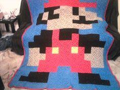 Mario Blanket.