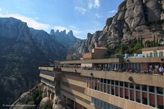 The #Abbey of #Montserrat - Everything #Barcelona (http://www.everythingbarcelona.net/en/out-of-town/the-abbey-of-montserrat/)
