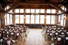 Ski Lodge Wedding