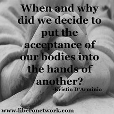 Taking Back My Body #recovery #eatingdisorders #bodylove #bodyimage www.liberonetwork.com