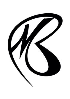 Initials Logo, Monogram Logo, Typography Layout, Lettering Design, Bm Logo, Dont Touch My Phone Wallpapers, Online Logo, Education Logo, Wedding Logos