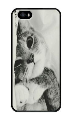 Amazon.com: iPhone 5/5S Case DAYIMM Cute Funny Kitten Kitty Cat Black PC Hard Case for Apple iPhone 5/5S: Cell Phones & Accessories http://www.amazon.com/iPhone-DAYIMM-Funny-Kitten-Kitty/dp/B014XFWHM6/ref=sr_1_15?ie=UTF8&qid=1443519378&sr=8-15&keywords=DAYIMM