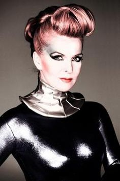 Toyah Willcox (1958-) British actress, singer and author