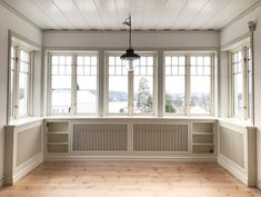 Empty Room, Kitchen Cabinet Design, Other Rooms, Fashion Room, Scandinavian Interior, Living Room Decor, Architecture Design, Home Goods, New Homes
