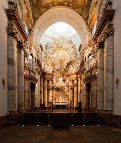 Karlskirche by h ssan, via Flickr