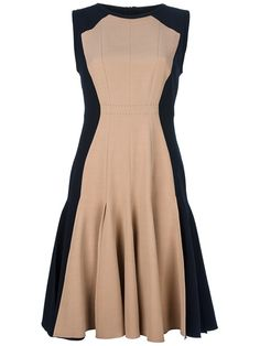 Women - All - Aquilano.Rimondi Colour Block Dress - Biffi