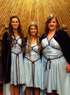 2014-2015 Michigan Grand Bethel Honored Queen and Princesses
