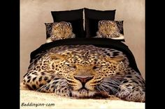 """""""Beddinginn Reviews—3D Realistic Animal Print Bedding Sets""""offers you the real world of flowers and animals and so on, you will love the wonder of the world and hope you'll like it! Welcome your visit. More feedback:Beddinginn Reviews—3D Realistic Animal Print Bedding Sets"""