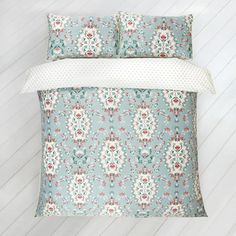Carolyn Donnelly Eclectic Soho Print Duvet Set Light Colors, Colours, Duvet Sets, Soho, Pillow Cases, Blanket, Bright Colours, Blankets, Bright Colors