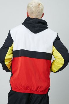 Hot Sale: Adidas Boy's Colorblocked Iconic Tricot Jacket
