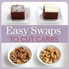 People with diabetes can still eat desserts, bagels, and pizza. But it helps to know a few simple swaps that can save you up to 50 grams of carb!