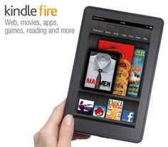 Amazons Kindle Fire sorgt für Umsatzwachstum - http://www.onlinemarktplatz.de/34475/amazons-kindle-fire-sorgt-fur-umsatzwachstum/