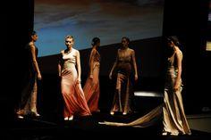 İzmir University of Economics Graduation Fashion Show - Begüm Acar