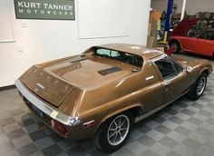 Used 1974 Lotus Europa for sale in California from Kurt Tanner Motorcars. Classic Cars British, Orange Candy, Lotus Car, Dog Houses, Car Photos, My Ride, Used Cars, Cars For Sale, Ford