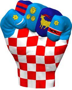 Сборная пальцев Хорватии (2014)