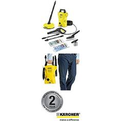 Compact Car and Home Pressure Washer I Cleaning Tips, Hacks & Products