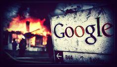 #Googleplex #fire #fullMetalseo2013 #google #headquarter #lol #humor #meme #funny