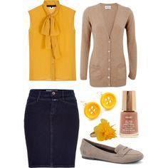 """Teacher Outfit"" by allij28 on Polyvore"