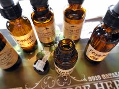 My Version of Four Thieves® Oil Blend {less expensive than buying already mixed} | Deep Roots at Home