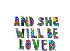 she will be loved -- Maroon 5  @Lydia Kathrine you got me hooked on them :)