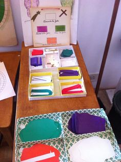 Sofia Cavalletti's and Gianna Gobbi's liturgical colors related works in Rome.