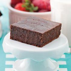Brownies au chocolat et à la patate douce - Recettes - Cuisine et nutrition - Pratico Pratique Banana Bread, Muffins, Protein, Pudding, Biscuits, Healthy, Sweet, Magazines, Nutrition