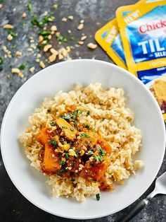 A twist on a Thai curry, this Roasted Red Chili Tilapia Recipe is full of yellow curry tilapia, roasted red chili paste, sweet potatoes, and coconut milk. http://showmetheyummy.com #SeaThePossibilities #spon /chickenofthesea/