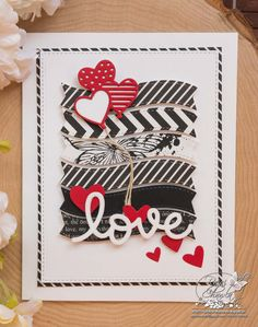 Cards Using Papericious Monochrome Paper Pack | Timeless Creations