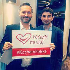 Jarosław Wałęsa i Marek Wójcik dołączają do akcji :) #KochamPolskę