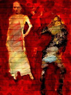 "Saatchi Art Artist: Cris Acqua; Color 2014 Photography ""9-Art PHOTO. Noche valiente. Edicion limitada 7."""