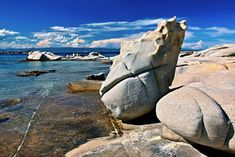 """""""Natural sculpture at Vourvourou beach"""" by Hercules Milas 
