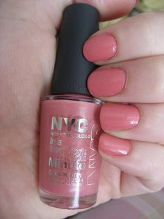 24 Best New York Color Images In 2016 Nail Polish Nail Polishes