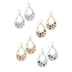 Tear Drop Earrings $3.99 Shop youravon.com/jacindabaker