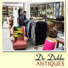 Do you collect Vintage style clothing? #DeDekkeAntiques has a variety of old clothes that are ideal for the collector as well as for those special parties. #Aqntique #Clothing