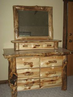 log furniture - Google Search
