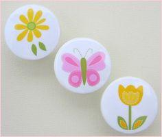 Kids Dresser Knobs  Drawer Knobs  by SweetPetitesBoutique on Etsy, $5.00