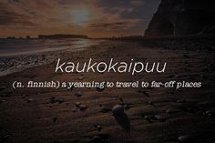 """Because everyone needs a word that means """"the glow of a river at dusk"""". H/t Wordstuck Most Beautiful Words, Unique Words, Pretty Words, Rare Words, Big Words, Cool Words, Finnish Language, German Language Learning, Japanese Language"""