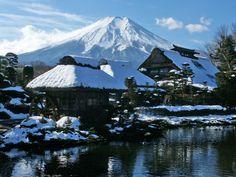 富士山の四季 - 冬 http://tabit.jp/archives/1976